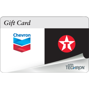 Chevron and Texaco Gas Gift Cards | Buy Now at SVM