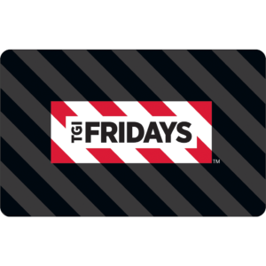 TGI Fridays Gift Card | Buy Now at SVM